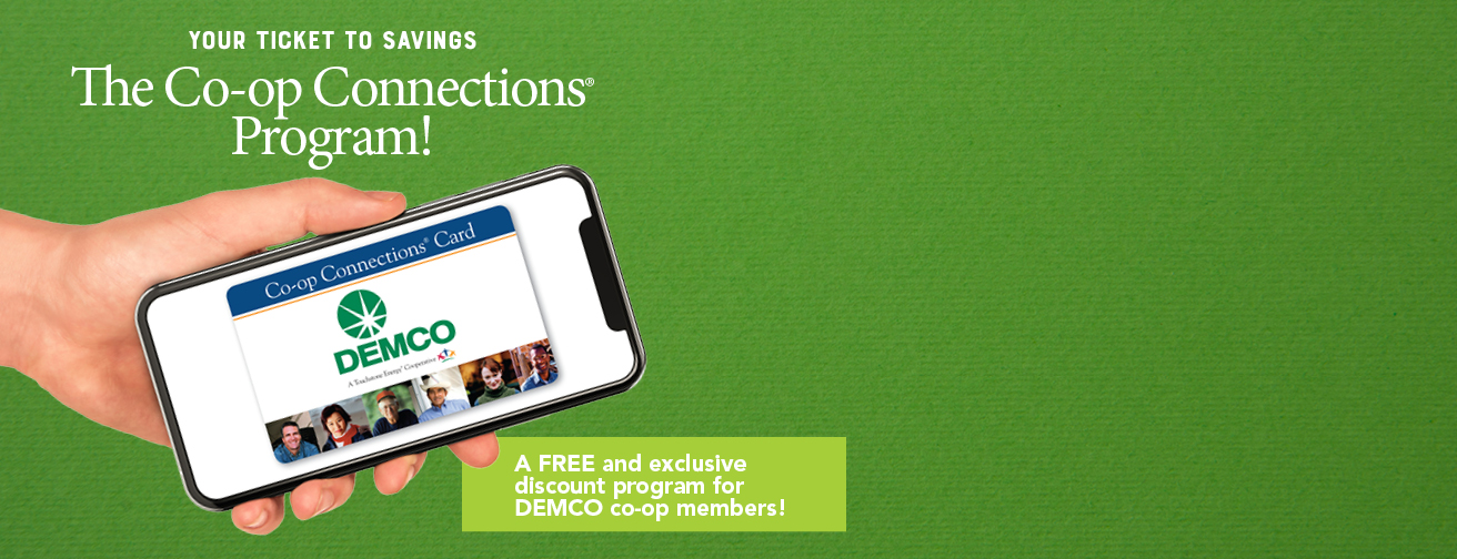 DEMCO Co-op Connections Program
