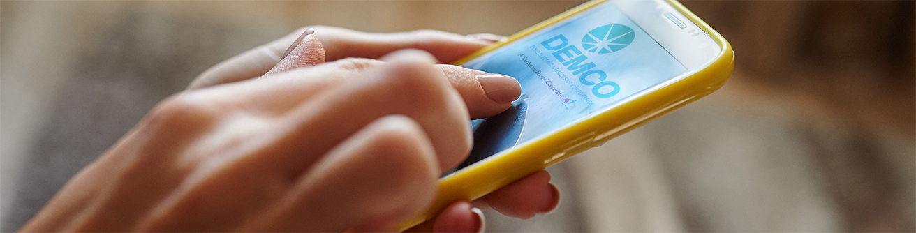 DEMCO Mobile App